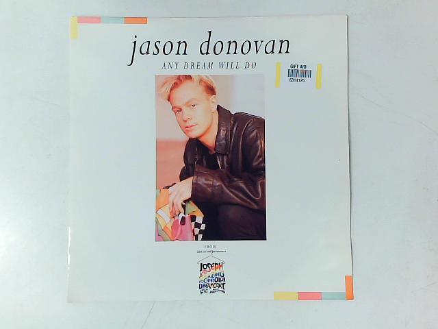 Any Dream Will Do 12in By Jason Donovan