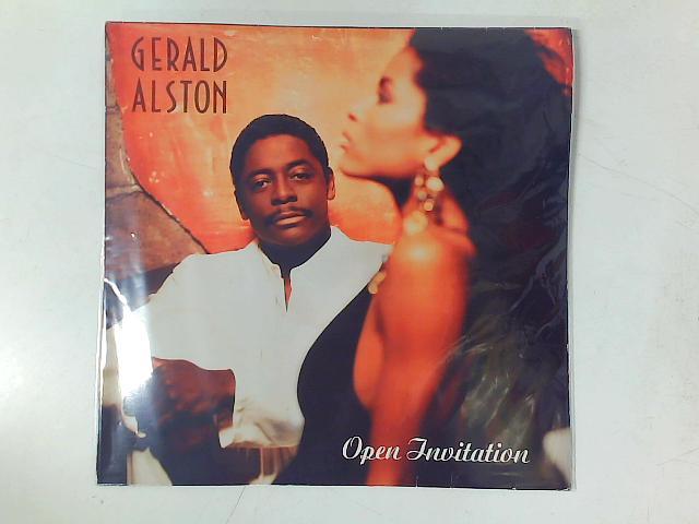 Open Invitation LP By Gerald Alston