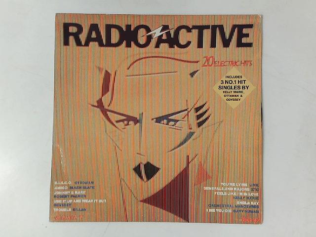 Radio Active LP COMP By Various