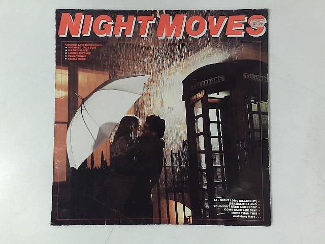 Night Moves Comp LP By Various