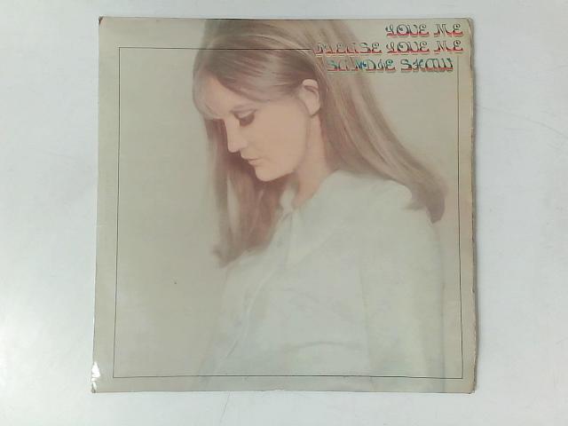 Love Me, Please Love Me LP By Sandie Shaw