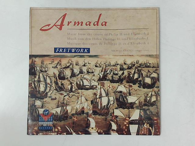 Armada (Music From The Courts Of Philip II And Elizabeth I) LP By Fretwork