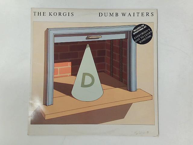 Dumb Waiters LP By The Korgis
