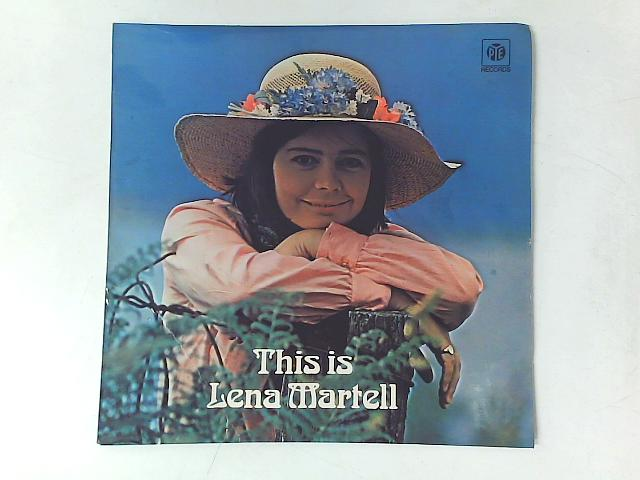 This Is Lena Martell LP By Lena Martell