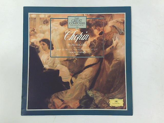Chopin: Piano Recital LP By Frdric Chopin