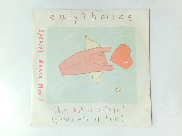 There Must Be An Angel (Playing With My Heart) 12in Single By Eurythmics