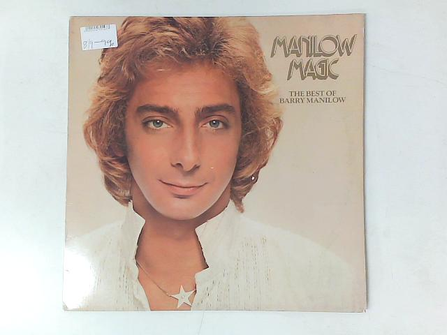 Manilow Magic LP COMP By Barry Manilow