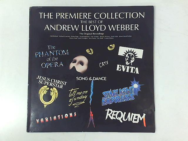 The Premiere Collection - The Best Of Andrew Lloyd Webber LP COMP GATEFOLD By Andrew Lloyd Webber