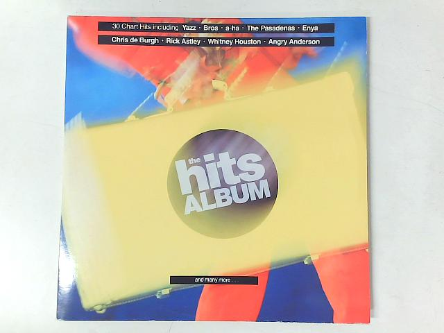 The Hits Album 2xLP COMP GATEFOLD By Various
