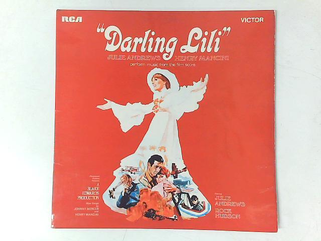 Darling Lili LP GATEFOLD By Julie Andrews
