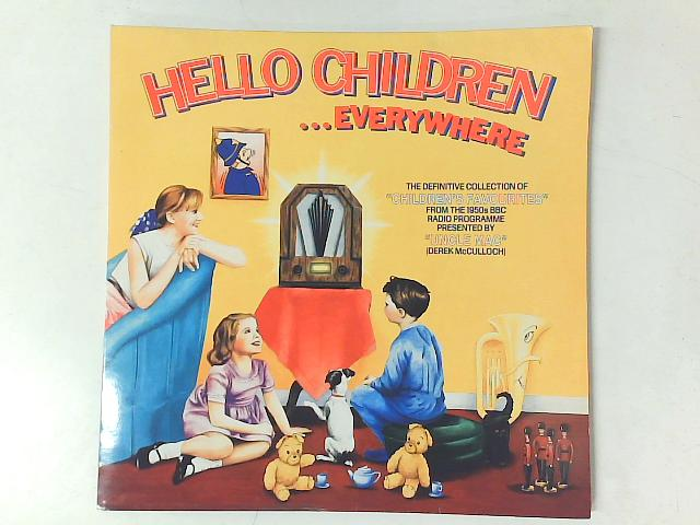 Hello Children Everywhere 2xLP GATEFOLD By Various