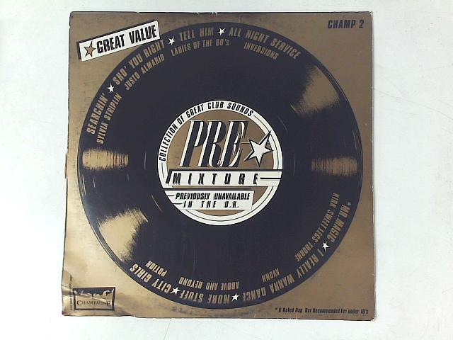 Pre Mixture LP COMP By Various