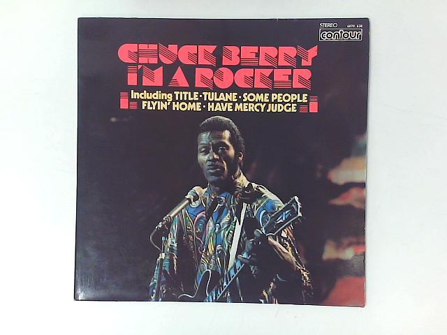 I'm A Rocker LP By Chuck Berry