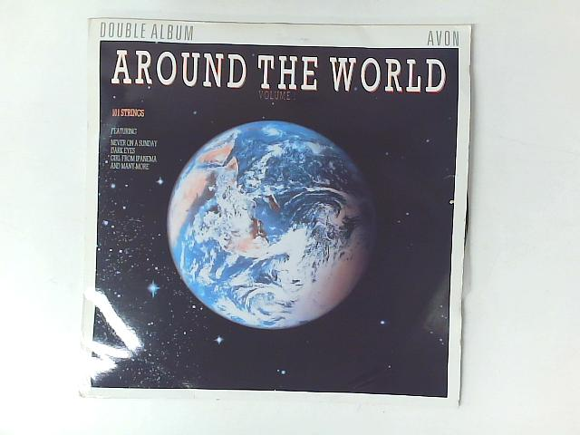 Around The World Volume 1 2xLP By 101 Strings