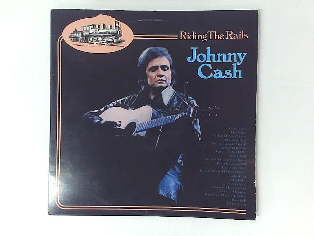 Riding The Rails 2xLP COMP GATEFOLD By Johnny Cash