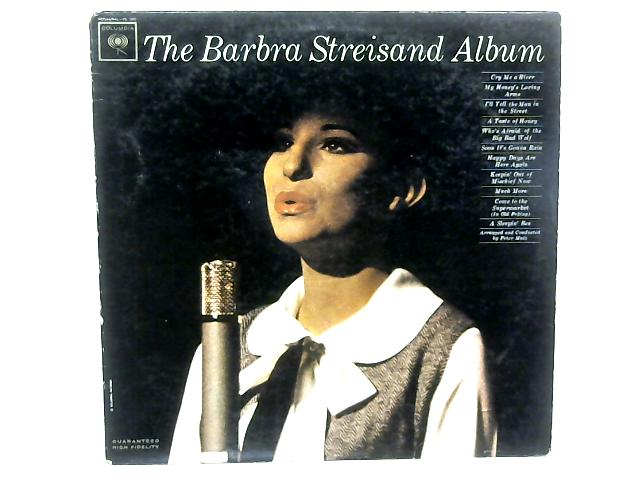 The Barbra Streisand Album LP By Barbra Streisand