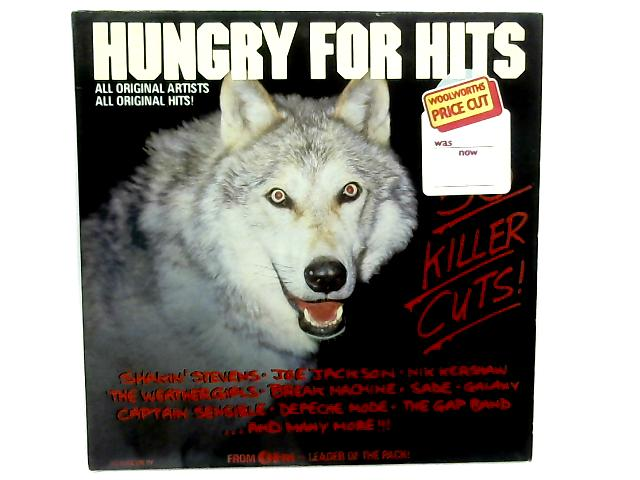Hungry For Hits 2xLP COMP By Various