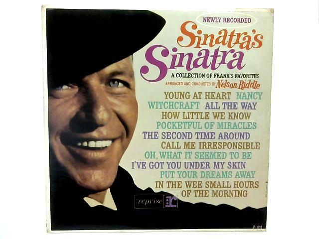 Sinatra's Sinatra LP By Frank Sinatra