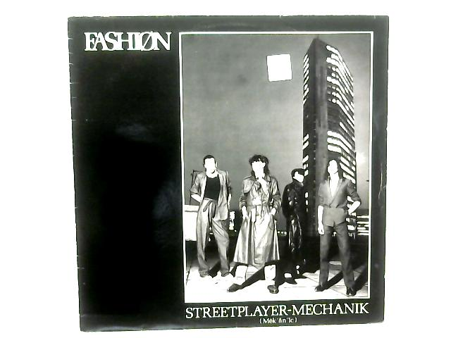 Streetplayer - Mechanik 12in Single By Fashion