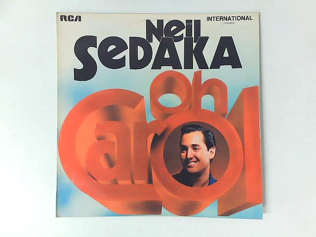 Oh Carol LP By Neil Sedaka