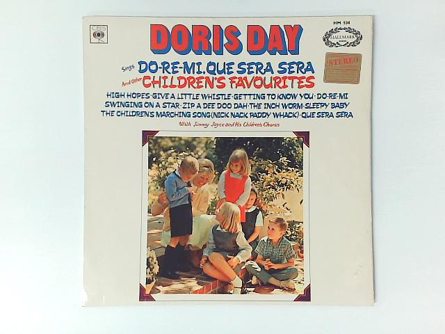 Doris Day Sings Do-Re-Mi LP By Doris Day