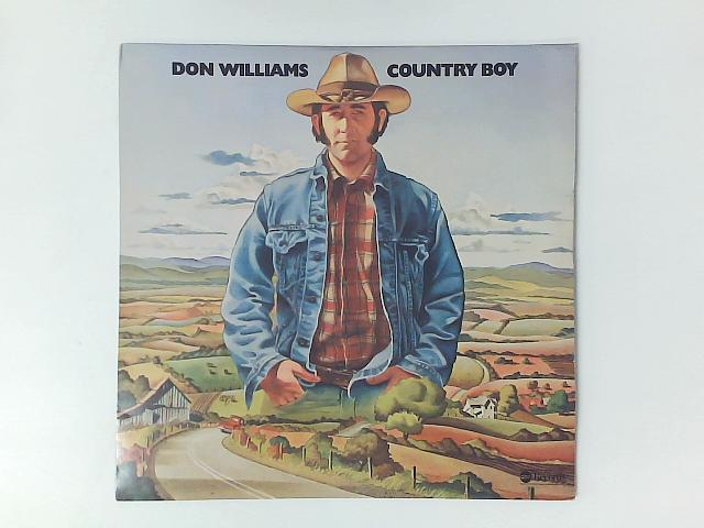 Country Boy LP By Don Williams (2)