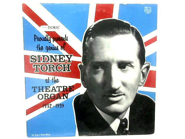 Sidney Torch At The Theatre Organ 1932-1939 2xLP COMP By Sidney Torch