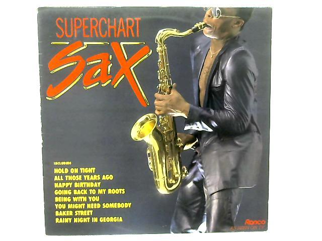 Superchart Sax LP By Andy Hamilton