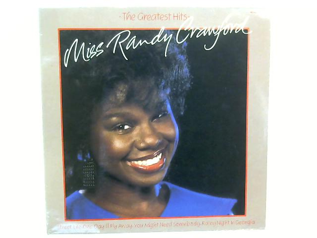 The Greatest Hits COMP By Randy Crawford