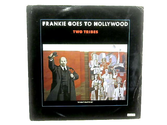 Two Tribes 12in Single By Frankie Goes To Hollywood