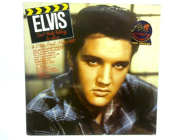 Can't Help Falling In Love & Other Movie Hits COMP By Elvis Presley