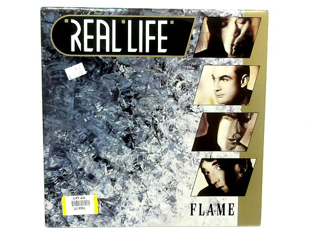 Flame LP By Real Life
