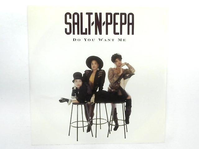 Do You Want Me 12in Single By Salt 'N' Pepa