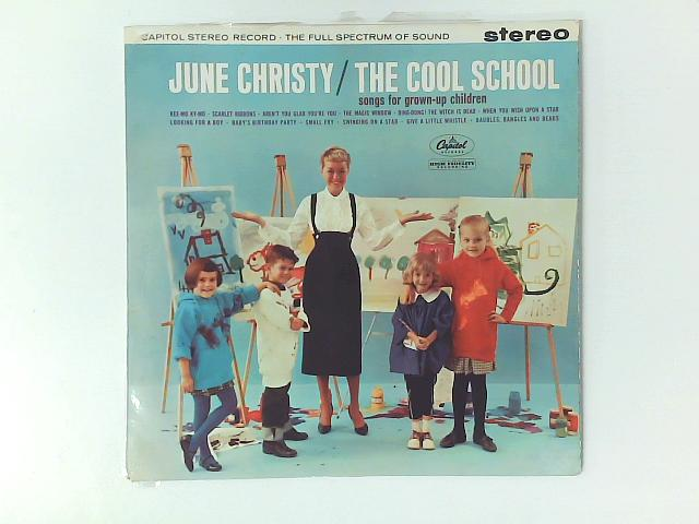 The Cool School LP By June Christy