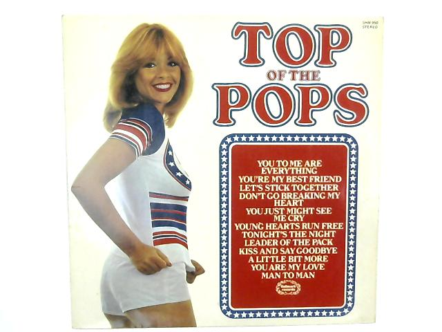 Top Of The Pops Vol. 53 LP By The Top Of The Poppers