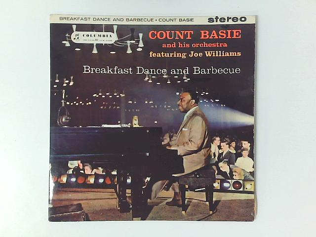 Breakfast Dance And Barbecue LP By Count Basie Orchestra