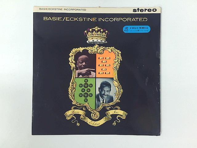 Basie/Eckstine, Inc. LP By Count Basie