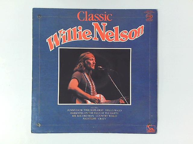 Classic Willie Nelson LP COMP By Willie Nelson