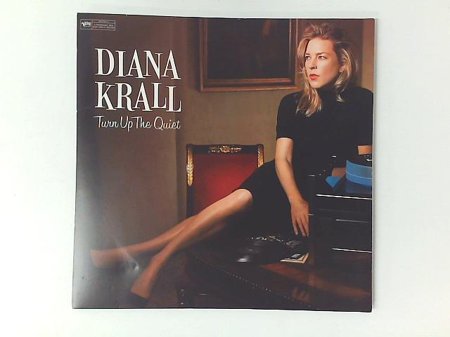 Turn Up The Quiet LP and SINGLE SIDED SINGLE By Diana Krall