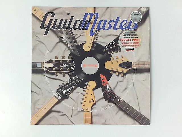 Guitar Masters LP COMP By Various