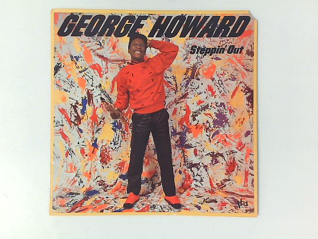 Steppin' Out LP By George Howard