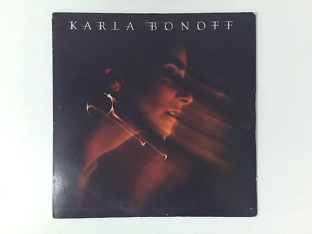 Karla Bonoff LP with PRINTED INNER SLEEVE By Karla Bonoff