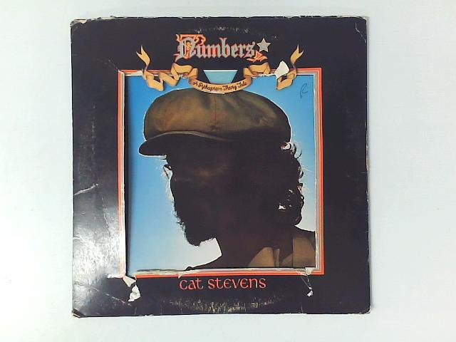 Numbers LP with BOOKLET By Cat Stevens