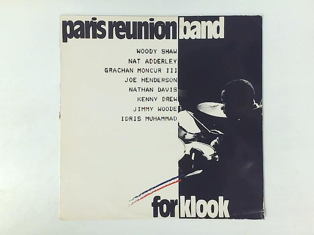 For Klook LP By Paris Reunion Band