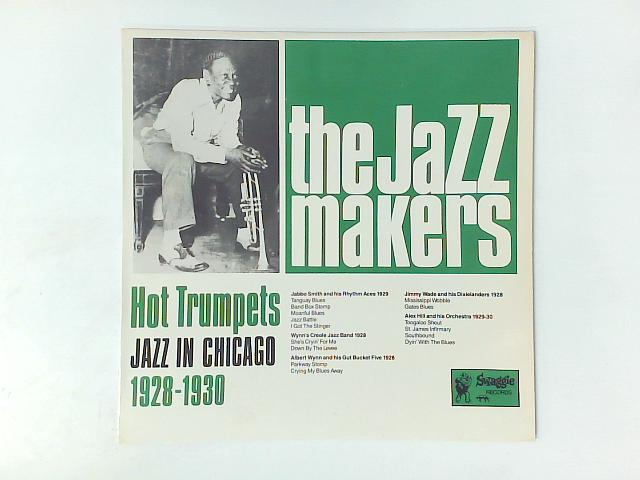 Hot Trumpets - Jazz In Chicago 1928-1930 LP By Various