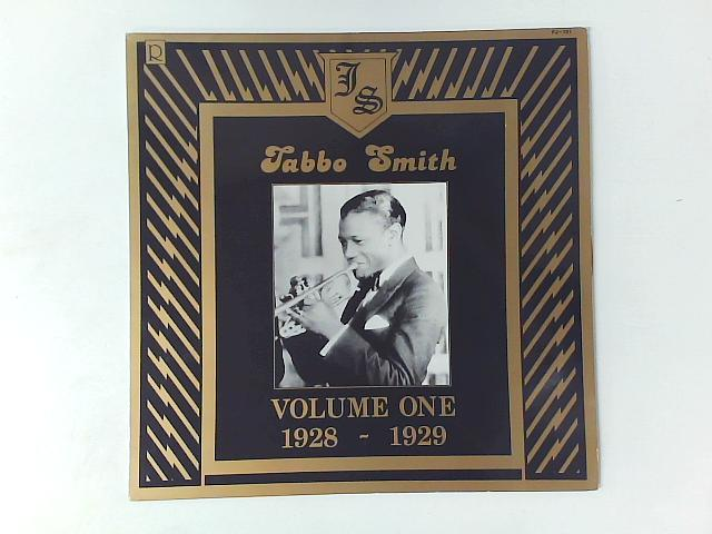 Volume One 1928 - 1929 LP COMP By Jabbo Smith