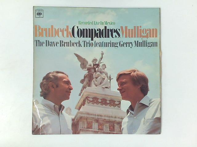 Compadres LP By The Dave Brubeck Trio