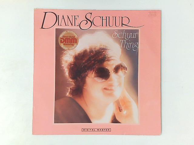 Schuur Thing LP By Diane Schuur