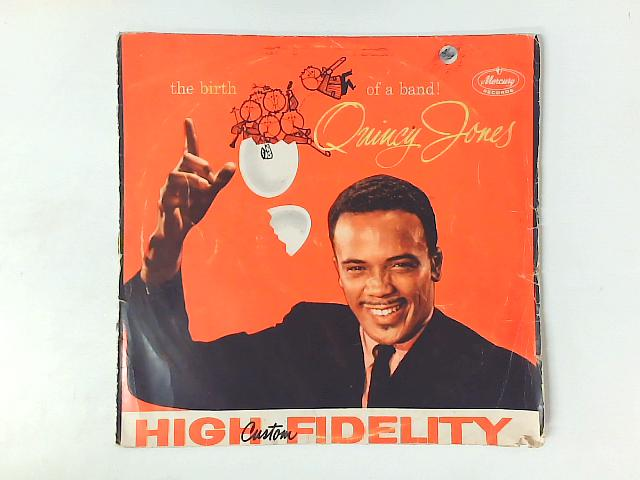 The Birth Of A Band LP By Quincy Jones