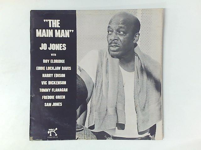 The Main Man LP By Jo Jones